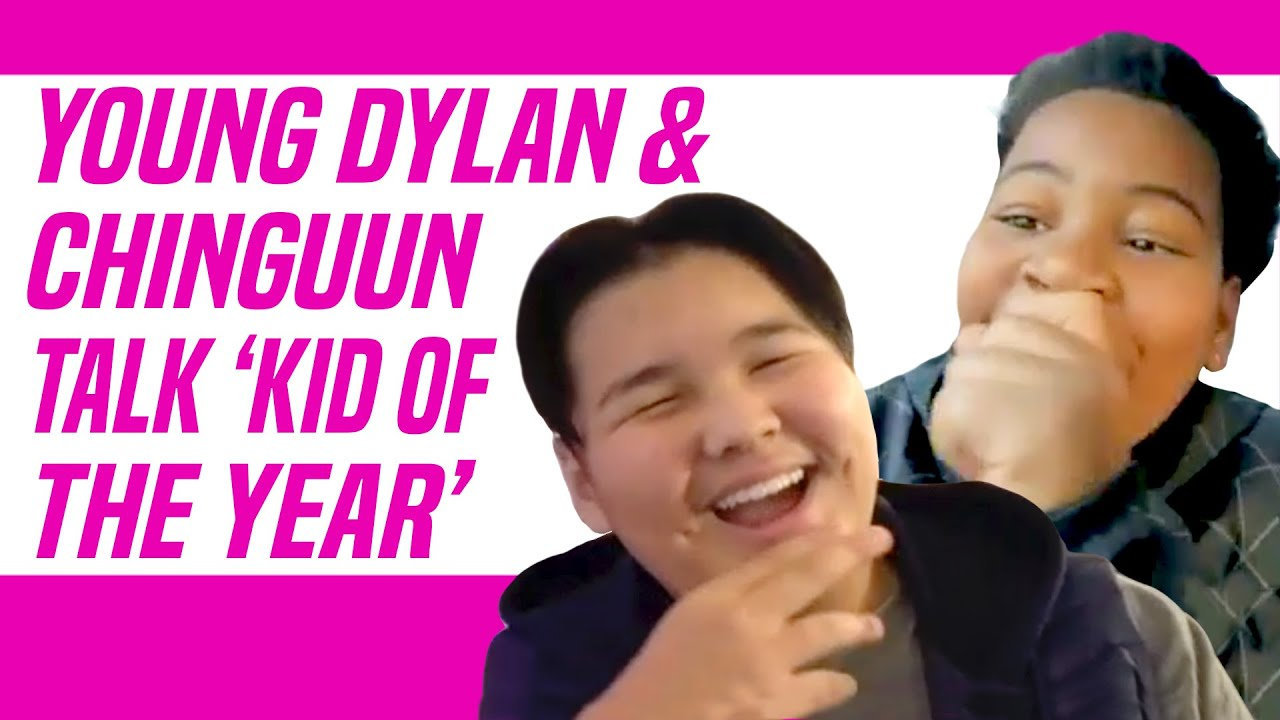 Young Dylan andChinguun Sergelen Talk Kid of the Year and More