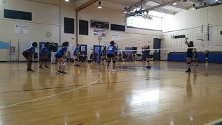 Milwood Middle School 7th grade Volleyball