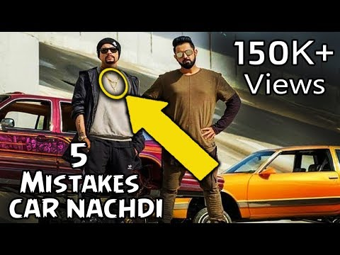 5 Mistakes Car Nachdi Gippy Grewal Feat Bohemia