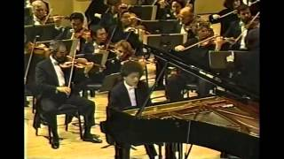 Tchaikovsky - Piano Concerto No. 1 in B Flat Minor (Evgeny Kissin)