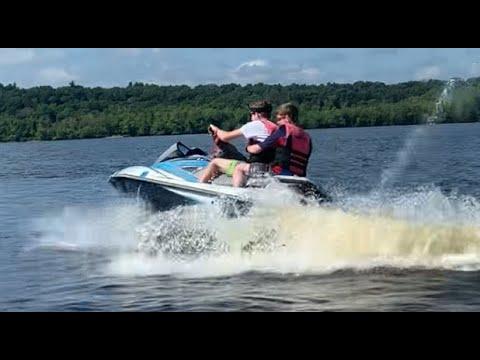 Wisconsin Jet Skiing Trip