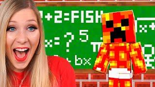 I Sent Baby Preston to the 4 MOST Extreme Minecraft Schools... *expelled*