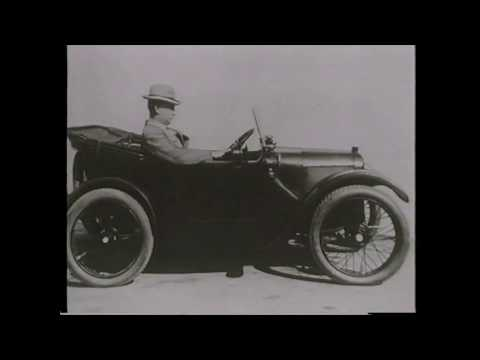 Austin Seven Documentary First Shown On ITV In 1984, Featuring Stanley Edge