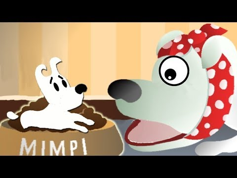 New Adventures of Mimpi. #14. The ending and the BOSS! MIMPI cartoon game for children