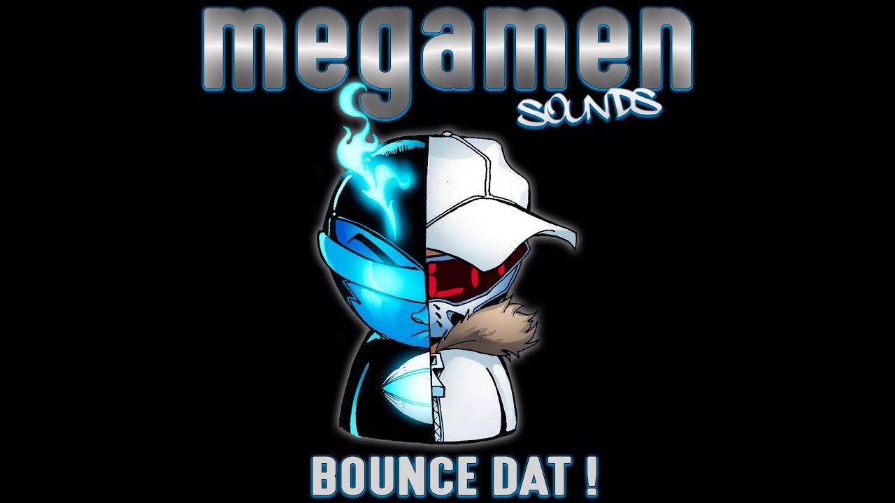OFFICIAL VIDEO : MEGAMEN - BOUNCE DAT ! (ALTER EGOZ 909 MIX) - WWW.MEGAMENSOUNDS.COM