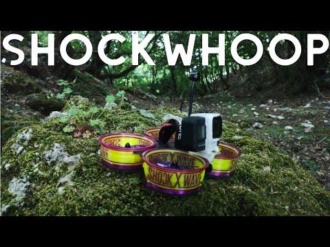 Фото Shockwhoop BANDO exploration - cinewhoop - Reelstady go - ShockWave fpv