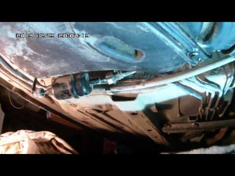 Замена топливного фильтра на Ford Fusion