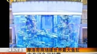 MOROCCO MALL (CHINA NEWS)