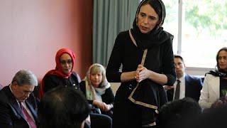 Nouvelle-Zélande : la Première Ministre à la rencontre d'une communauté meurtrie