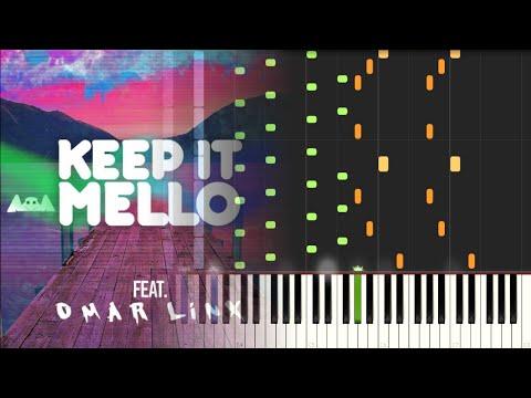 [MIDI] Marshmello - Keep It Mello ft. Omar LinX