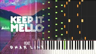 [Piano Cover] Marshmello - Keep It Mello ft. Omar LinX