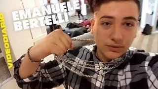 Il primo videodiario di Emanuele Bertelli - Videodiario 1