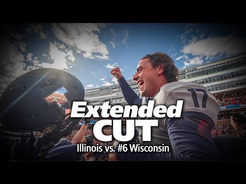 Illinois Football | Illini Shock 6th-ranked Badgers | Extended Cut