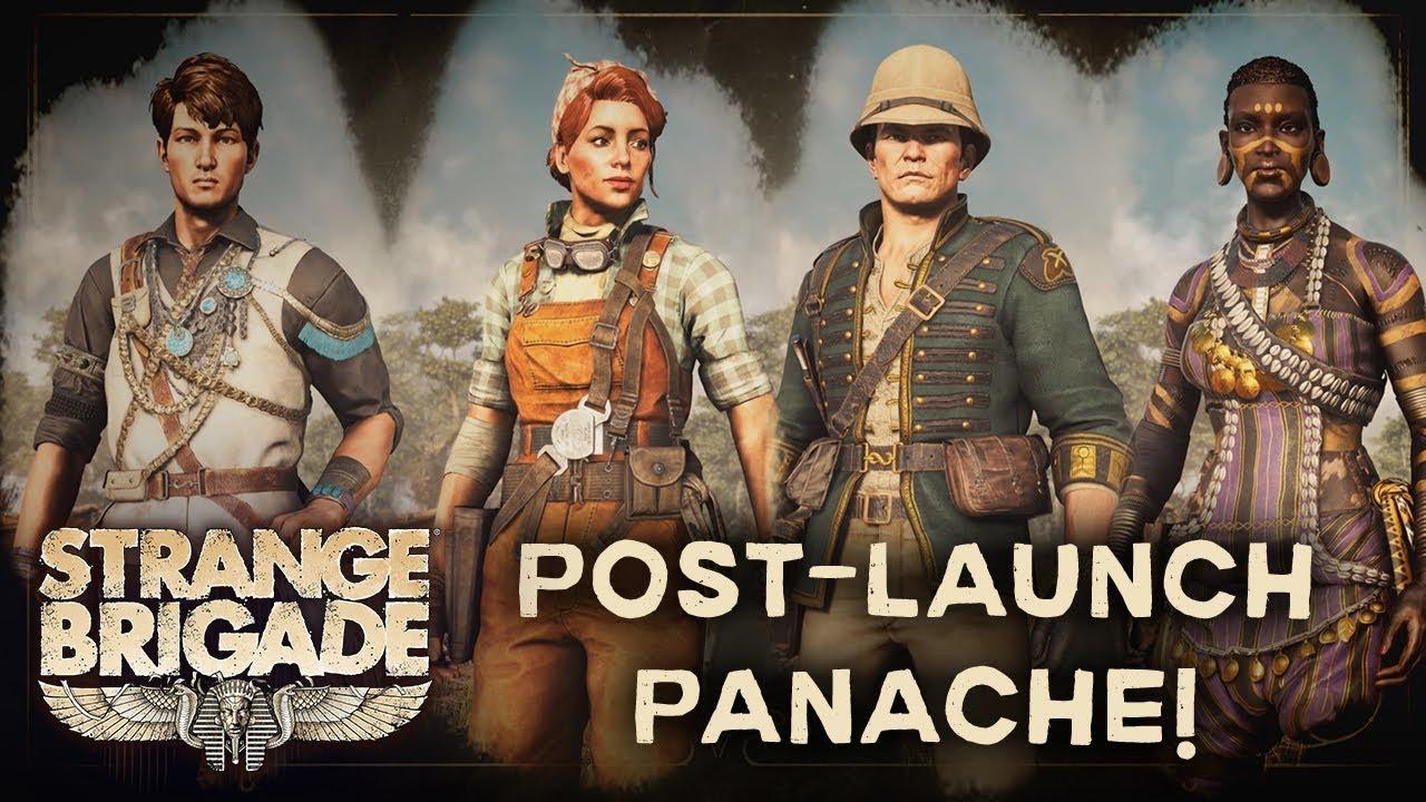Strange Brigade - Post-Launch Panache!