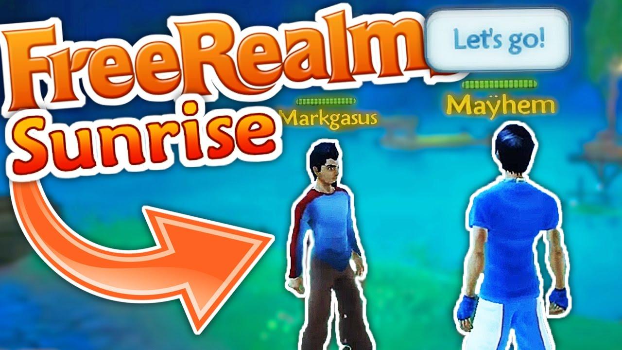 Free Realms: Sunrise MULTIPLAYER! 2017