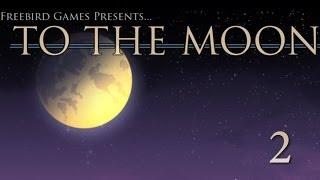 To The Moon прохождение с Карном. Часть 2
