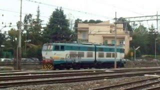 E655-178 IN MANOVRA PER AGGANCIARSI DI RIMANDO AL TCS !
