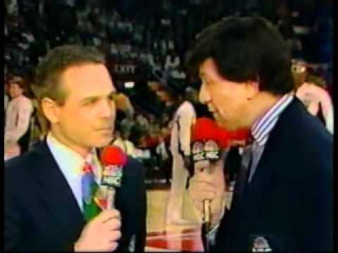 1990-91 - NBC NBA Opening (DET-CHI)