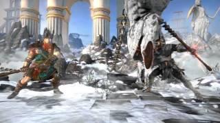 Gods of Rome — трейлер игрового процесса