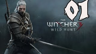 The Witcher 3: Wild Hunt - Gameplay Walkthrough Part 1: The Dream