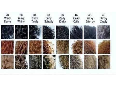 KNOW your hair TYPE and POROSITY level - YouTube