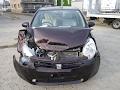 Accident Toyota Passo repairing part 1