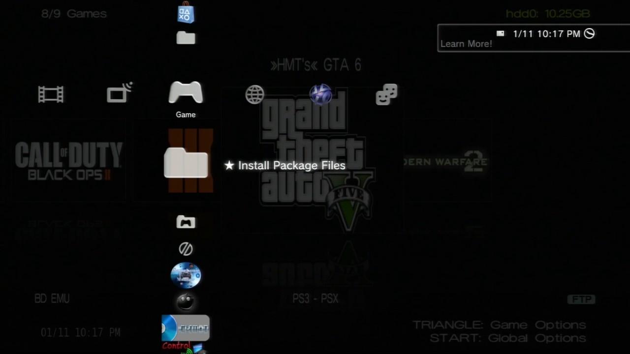 ps3 jailbreak 4.81 ofw to cfw download