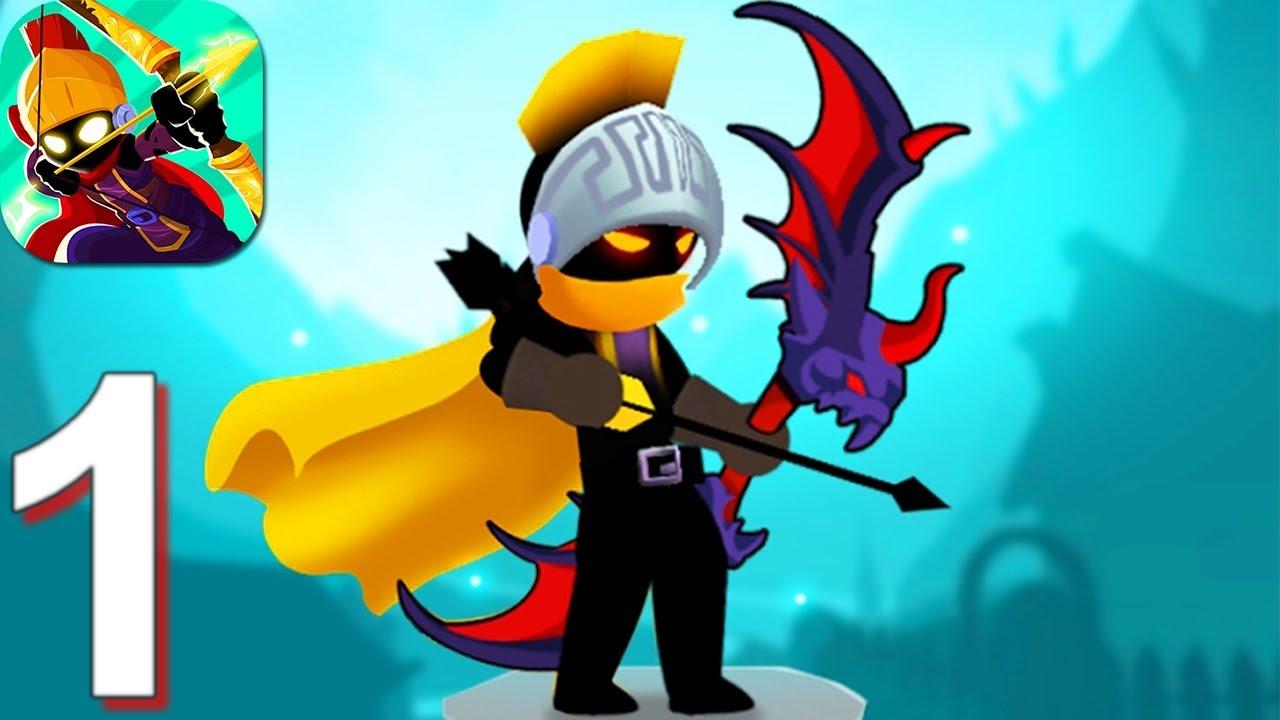 Supreme Stickman : Hit or Die - Gameplay Walkthrough Part 1 (Android,iOS)