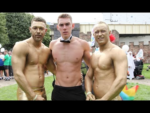 Gay Pride in Manchester, England!