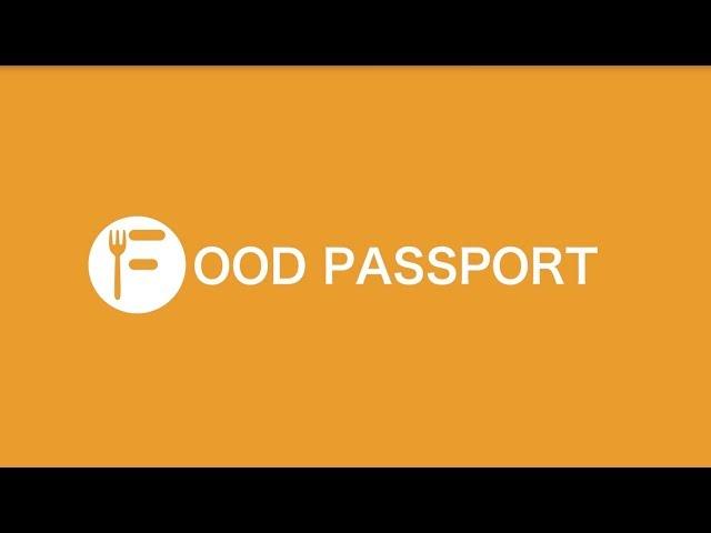 フードパスポートのイメージ
