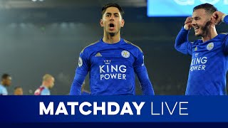 Matchday Live: Brentford vs. Leicester City