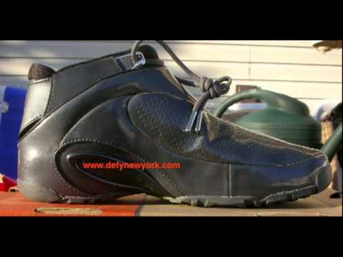 5d0a91a9df4e Nike Air Zoom Flight Turbine 2002 Review - YouTube