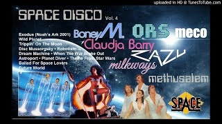 Space Disco Vol 4 Compilation 1977 84