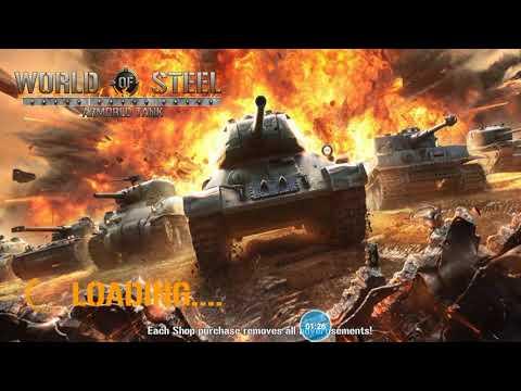 World of steel Armored Tank?
