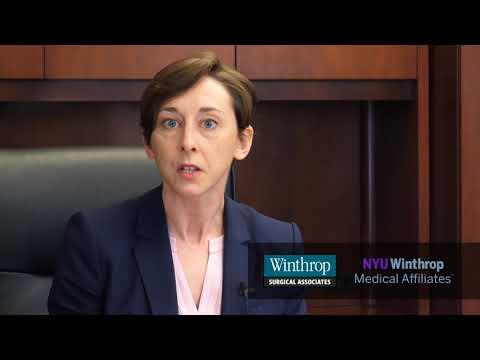 Megan Winner, MD, General & Pancreatic Surgeon in Long
