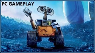 Wall-E PC GAMEPLAY by ctraxx66