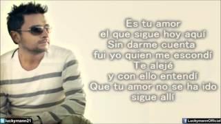 Alex campos - No tiene prisa(Letra)