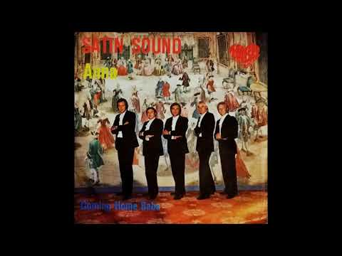 Ronny Pellers Satin Sound - Coming Home Babe