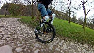 Фортеця Маріенберг Цюй-колун Муні 29 одноколісному велосипеді гірські гонки