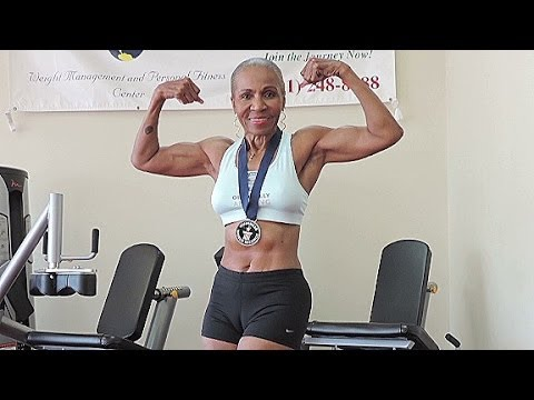 Exercise: The anti-aging pill for 77-year-old