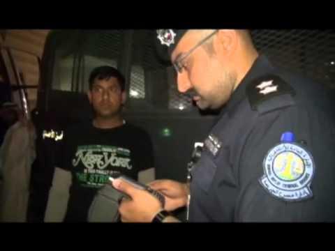 Security crackdown on illegals in Mahboula - Dauer: 2 Minuten, 50 Sekunden