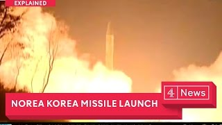 North Korea's new missile launch - as South gets new leader