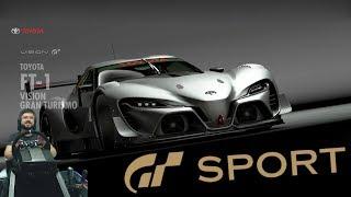 Все тачки и треки в Gran Turismo Sport