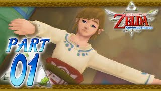 The Legend of Zelda: Skyward Sword - Part 1 - Skyloft
