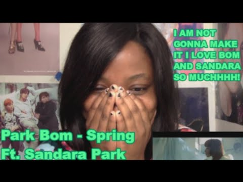 Park Bom(박봄) - Spring(봄) (feat. Sandara Park(산다라박))