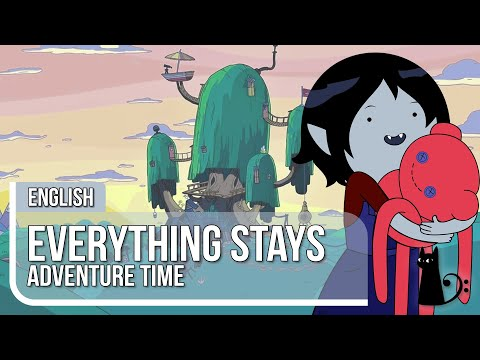 """Everything Stays"" (Adventure Time) Vocal Cover by Lizz Robinett"