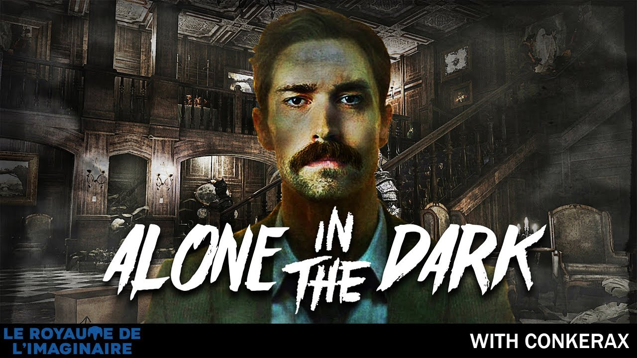 Alone In The Dark Remake Teaser Trailer Concept By Captain