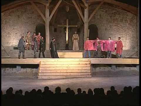 István a király (2003. Csíksomlyó)