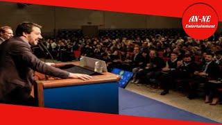 Matteo Salvini vuole abolire il valore legale del titolo di studio