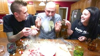 EXTREME MOUTHGUARD CHALLENGE!!